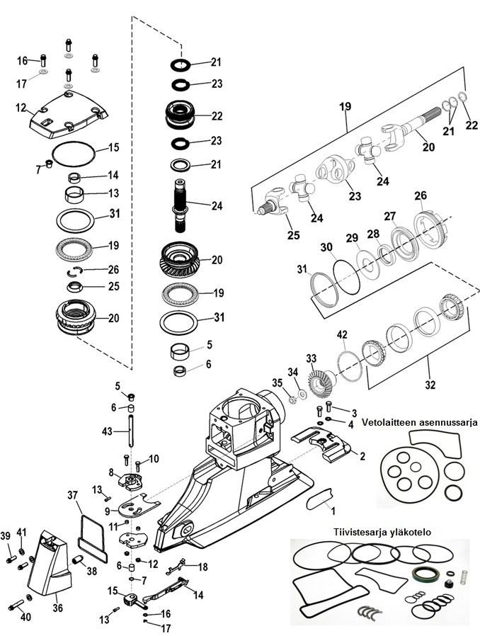 Volvo Penta Parts Diagram